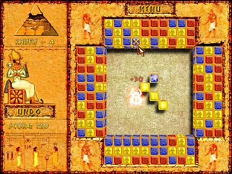 Окунувшись в атмосферу игры Загадки Египта, вы ощутите свою причастность к