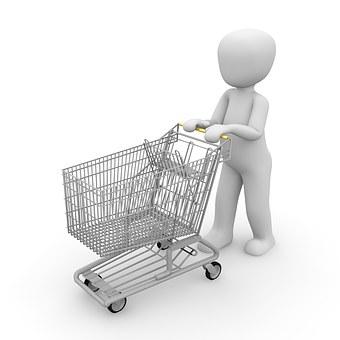Find information online, når shoppegenet tager over
